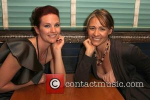 Amber Zion and Deanne Bray 9th Annual GLAD Benefit Extravaganza held at The House of Blues - VIP Room Los...