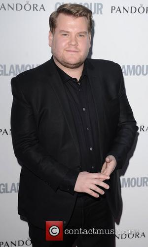James Corden at the Glamour Women Of The Year Awards at Berkeley Square, London, England- 07.06.11