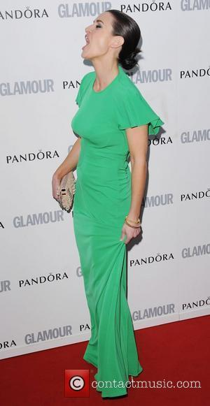 Kirsty Gallacher at the Glamour Women Of The Year Awards at Berkeley Square, London, England- 07.06.11