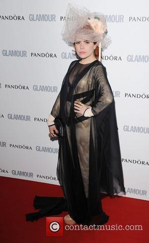 Paloma Faith and Glamour Women Of The Year Awards
