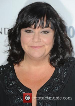 Dawn French at the Glamour Women Of The Year Awards at Berkeley Square, London, England- 07.06.11