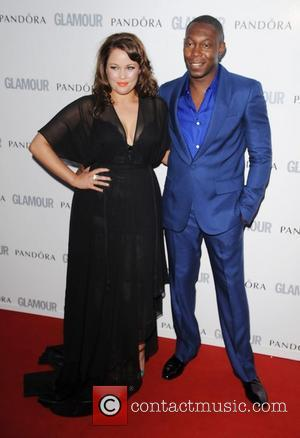 Dizzee Rascal at the Glamour Women Of The Year Awards at Berkeley Square, London, England- 07.06.11