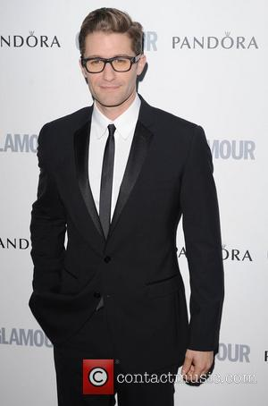 Matthew Morrison and Glamour Women Of The Year Awards