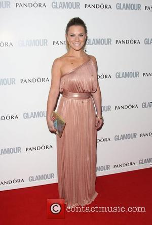 Georgie Thompson and Glamour Women Of The Year Awards
