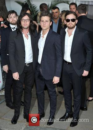 Kings of Leon Glamour Women Of The Year Awards held at Berkeley Square Gardens - outside arrivals. London, England -...