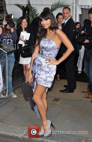 Jameela Jamil and Berkeley Square Gardens