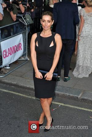 Louise Redknapp and Berkeley Square Gardens