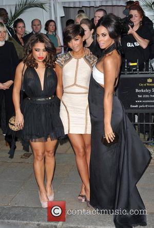 The Saturdays and Berkeley Square Gardens