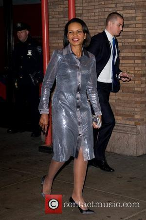 Condoleezza Rice and Glamour Women Of The Year Awards