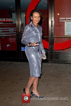 Condoleezza Rice 21st annual Glamour Women of the Year Awards at Carnegie Hall - Arrivals New York City, USA -...