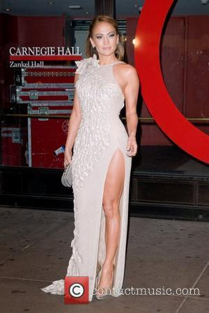 Jennifer Lopez and Glamour Women Of The Year Awards