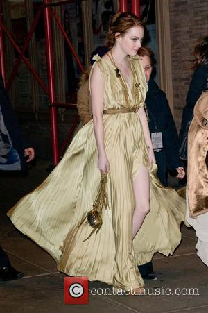 Emma Stone and Glamour Women Of The Year Awards