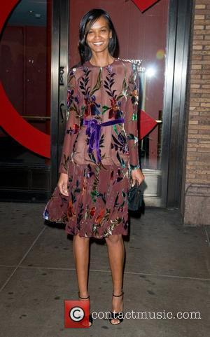 Liya Kebede 21st Annual Glamour Women of the Year Awards at Carnegie Hall - Arrivals New York City, USA -...