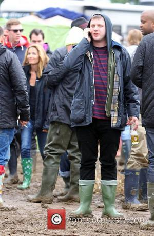 Plan B Celebrities at The 2011 Glastonbury Music Festival held at Worthy Farm in Pilton - Day 1  Somerset,...
