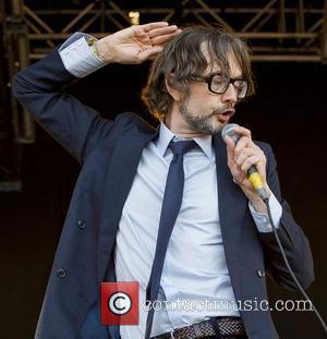 Jarvis Cocker of Pulp  The 2011 Glastonbury Music Festival held at Worthy Farm in Pilton - Day 2 -...