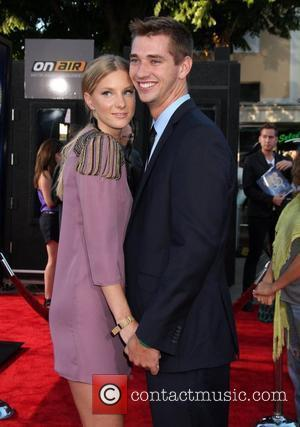Heather Morris & Taylor Hubbell Welcome A Son, Elijah