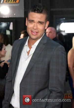 Mark Salling  The world premiere of 'Glee: The 3D Concert Movie' held at the Regency Village Theatre - Arrivals...