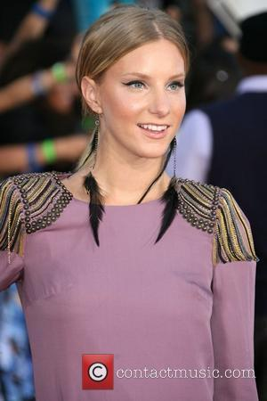 Heather Morris The world premiere of 'Glee: The 3D Concert Movie' held at the Regency Village Theatre - Arrivals Los...