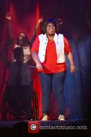 Amber Riley Takes A Stand Against Bullying