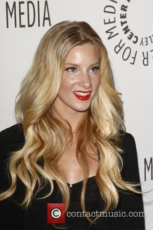 Heather Morris Gives Dance Lessons