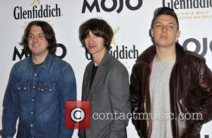Alex Turner, Matt Helders, Arctic Monkeys