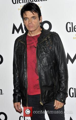 Gary Numan Glenfiddich Mojo Honours List 2011 Awards Ceremony, held at The Brewery - Arrivals London, England - 21.07.11