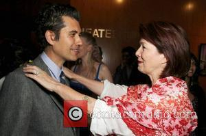Reza Sixo Safai and Guest The 29th Annual Gay & Lesbian Film Festival Screening of 'Circumstances' held at The DGA...