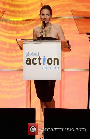 Kara DioGuardi 1st Annual Global Action Awards Gala held at The Beverly Hilton hotel - Inside Los Angeles, California, USA...