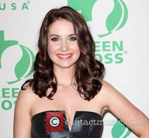 Alison Brie Global Green USA's 8th annual pre-Oscar party 'Greener Cities For A Cooler Planet' held at Avalon Hollywood, California...