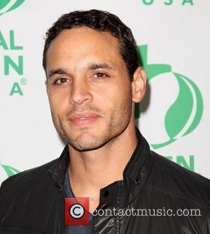 Daniel Sunjata Global Green USA's 8th annual pre-Oscar party 'Greener Cities For A Cooler Planet' held at Avalon Hollywood, California...
