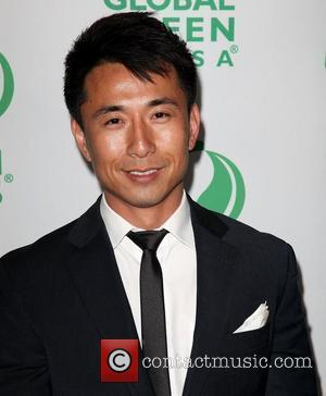 James Kyson Lee Global Green USA's 8th annual pre-Oscar party 'Greener Cities For A Cooler Planet' held at Avalon Hollywood,...