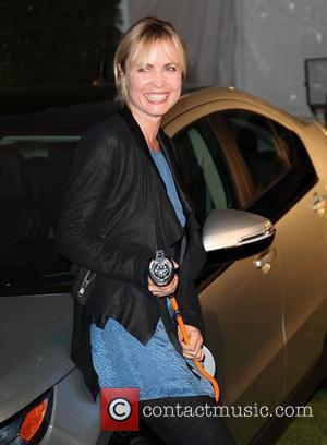 Radha Mitchell Global Green USA's 8th annual pre-Oscar party 'Greener Cities For A Cooler Planet' held at Avalon Hollywood, California...