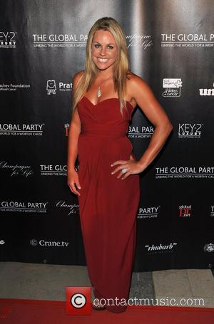 Chemmy Alcott The Global party held at the Natural History Museum - Arrivals  London, England - 08.09.11