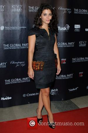 Katie Melua The Global Party- Arrivals London, England - 08.09.11
