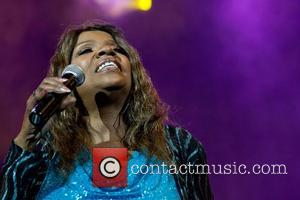 Gloria Gaynor performing live at Campo Pequeno in Lisbon Lisbon, Portugal - 08.10.11