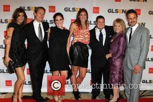 Elisabetta Canalis, Carson Kressley, Ricki Lake, Hope Solo, Chaz Bono held at the The Beverly Hills Hotel, Nancy Grace, David...