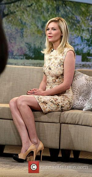 Kirsten Dunst and Good Morning America