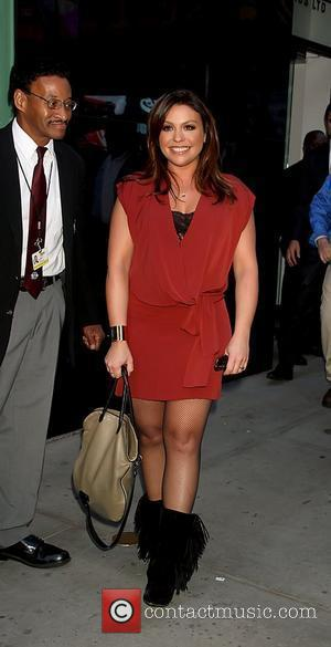 Rachael Ray outside ABC studios, for an appearance on 'Good Morning America' New York City, USA - 19.09.11