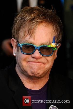 Sir Elton Talks About 'Dismissive' Dad
