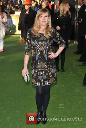 Ashley Jensen Gnomeo And Juliet - UK film premiere held at the Odeon Leicester Square - Arrivals. London, England -...