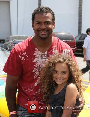 Alfonso Ribeiro,  at the Celebrity Go-Kart Tournament benefiting the American Diabetes Association at K1 Speed Indoor Go-Kart Racing Gardena,...