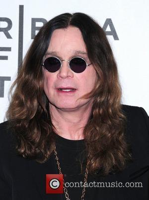 Ozzy Osbourne, Jack Osbourne and Sharon Osbourne
