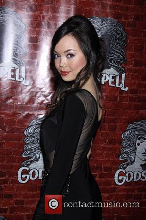Anna Maria Perez de Tagle Opening night after party for the Broadway musical production 'Godspell' held at Planet Hollywood Times...
