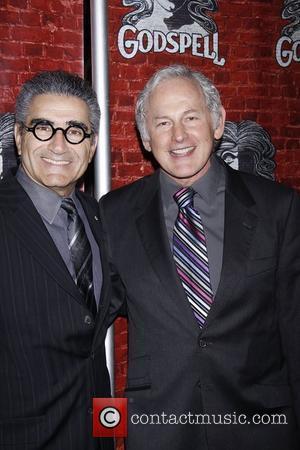 Eugene Levy and Victor Garber