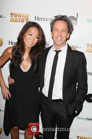 Keli Lee, Brian Grazer  Global Grind.com hosts a conversation with the cast and director of 'Tower Heist' at Dream...