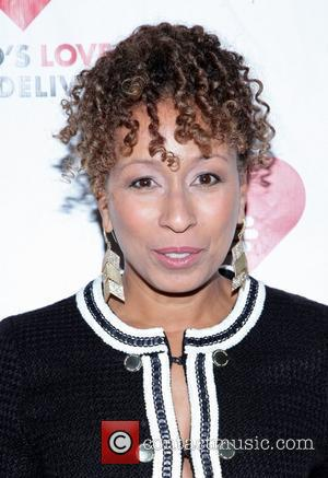 Tamara Tunie  The Golden Heart Awards 2011 at the Skylight Soho - Arrivals  New York City, USA -...