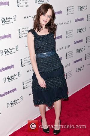 Alexis Bledel  Good Housekeeping's 'Shine On' - Arrivals  New York City, USA - 12.4.2011