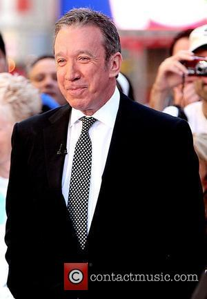 Tim Allen and Good Morning America