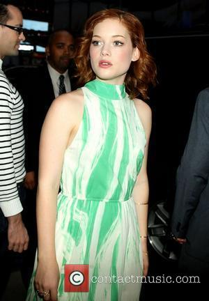 Jane Levy leaves the 'Good Morning America' studios New York City, USA - 26.10.11