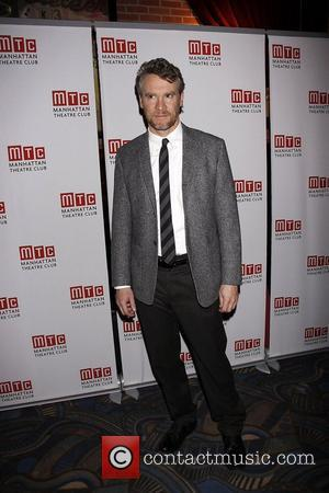 Tate Donovan  Opening night after party for the Broadway production of 'Good People' held at B.B. King's show room....